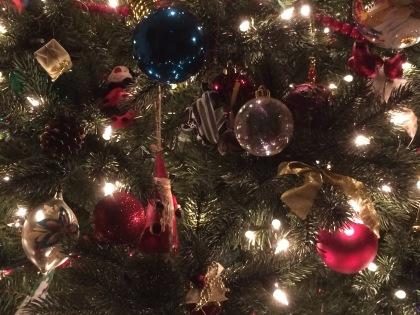 Tree Lights 2, Copyright Silverleaf 2014