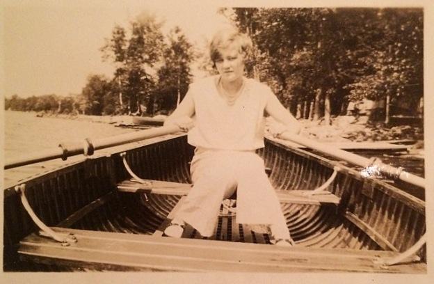 Crowe Lake, July 1930, Copyright Silverleaf 2015