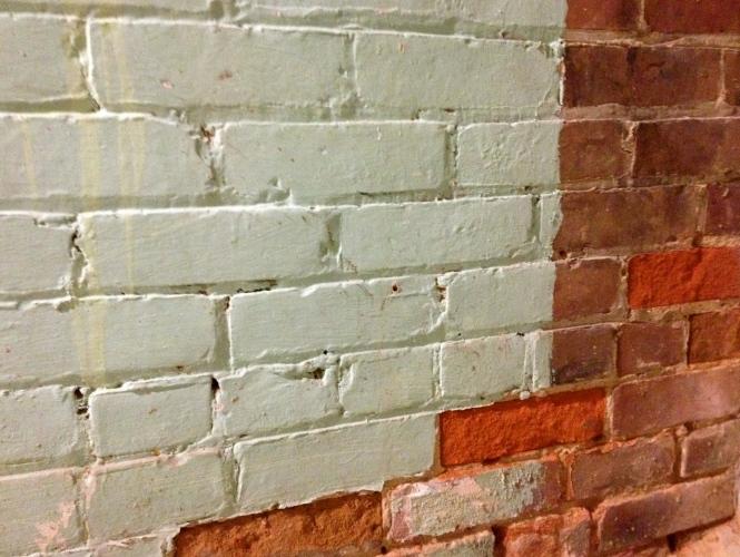 Wall 1, Copyright Silverleaf 2015
