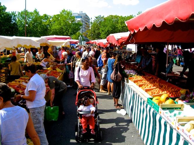 Angers Market, Copyright Silverleaf 2015