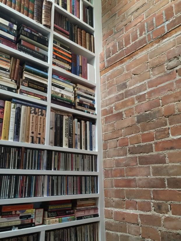Library Wall, Copyright Silverleaf 2015
